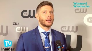 Supernatural Cast REACTS To Season 13 Finale