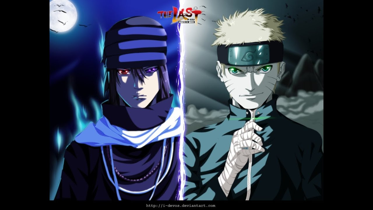 sasuke and naruto the last movie amv untraveled road youtube