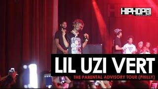 Lil Uzi Vert Performance The Parental Advisory Tour (Philly)