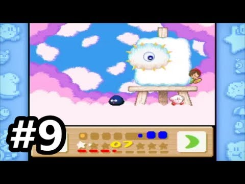 Kirby's Dream Land 3 - Part 9 - Killing the Art and the Artist!