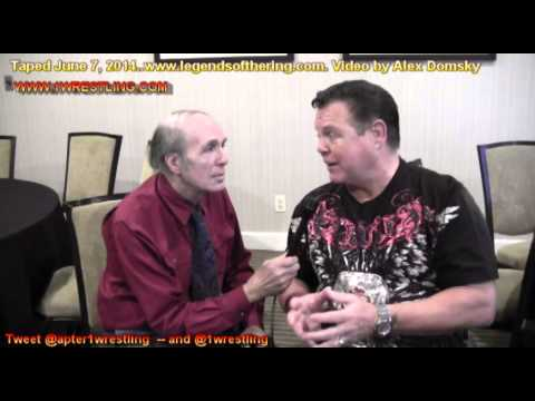 """JERRY """"THE KING"""" LAWLER REVEALING MORE ABOUT ANDY KAUFMAN @THE APTER CHAT"""