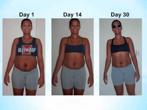 P90X 30 Day Results.wmv - YouTube