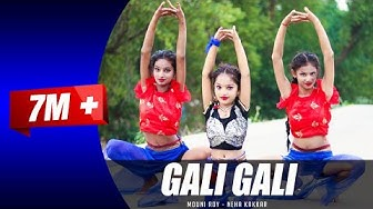 Gali Gali  | Neha Kakkar | Dance choreographer SD king tik tok viral video