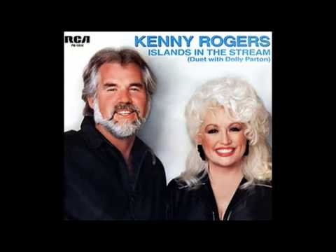 Kenny Rogers - Island In The Stream