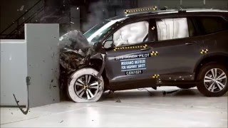 Краш-Тесты (Iihs)/Crash Tests (Iihs) 2016-Part 1