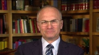 Andy Puzder: I'd support Trump if he were the nominee