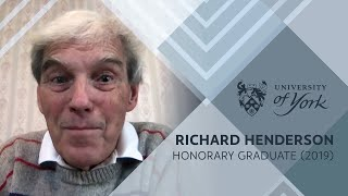 Richard Henderson  - Biologist (2019)