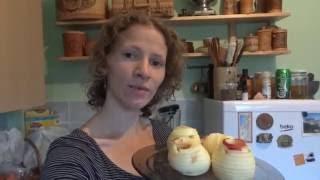 Вкусная нарезка яблок / как накормить детей яблоками