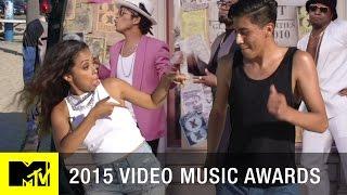 Lizzza Recreates Mark Ronson's 'Uptown Funk' (ft. Bruno Mars) Video | MTV VMA 2015