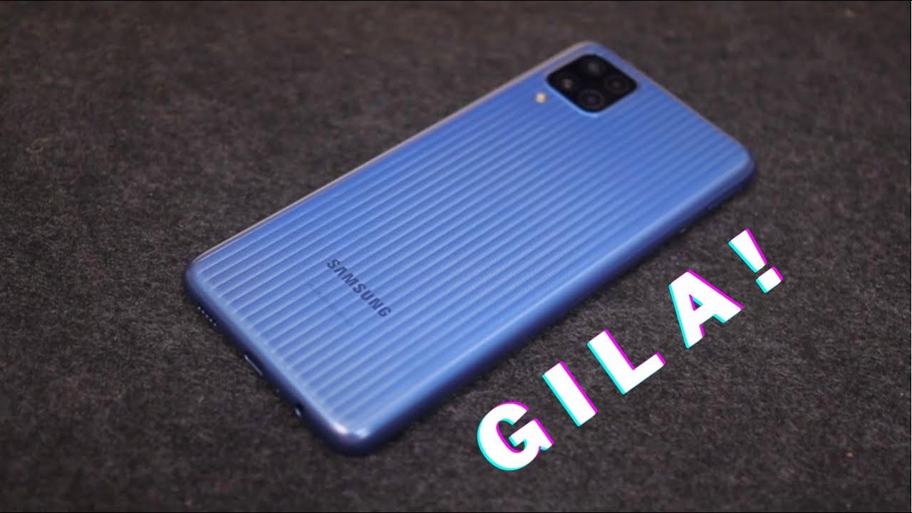 Ya Mending Ini Lah! Gak Sampe 2 Juta! - Samsung Galaxy M12 Review