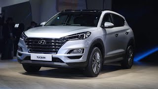 Hyundai Tuscon 2019 All New Still the Best !!!
