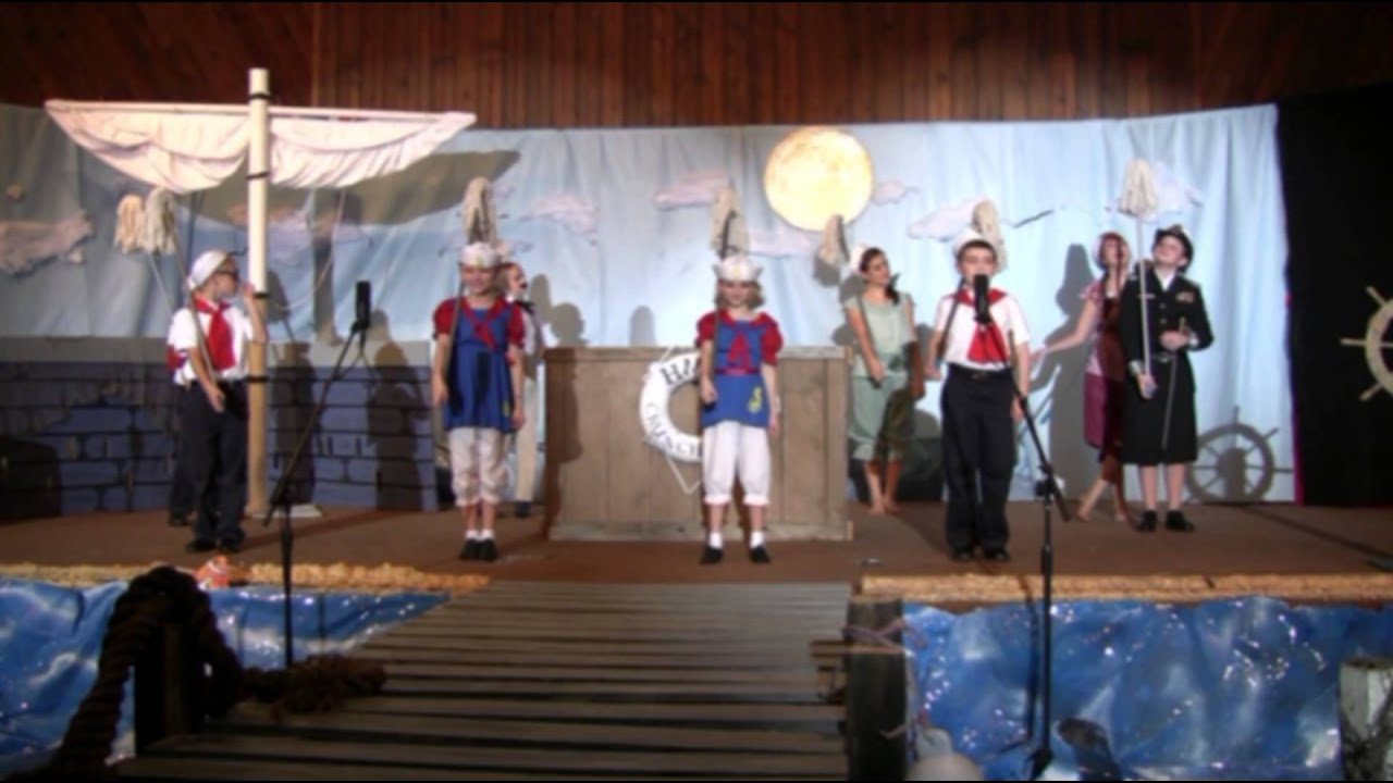 Wrc Players Junior Drama Troupe Pirates Of The Curry Bean