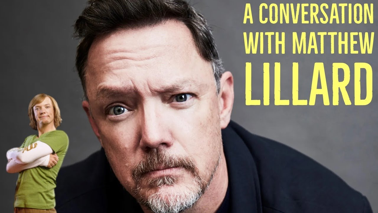 A Conversation with Actor Matthew Lillard on Scream, Hackers, Scooby-Doo and more!