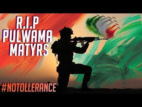 PUBG MOBILE CONDOLENCE STREAM TO MARTYRs #NOTOLERANCE