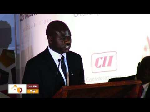 Prof. Albert Modi ICT Launch