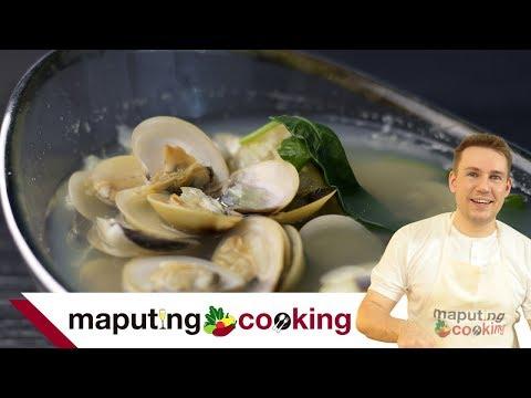 Filipino Clam Soup Recipe   EASY Halaan Recipe