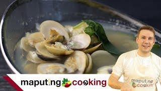 Filipino Clam Soup Recipe | EASY Halaan Recipe