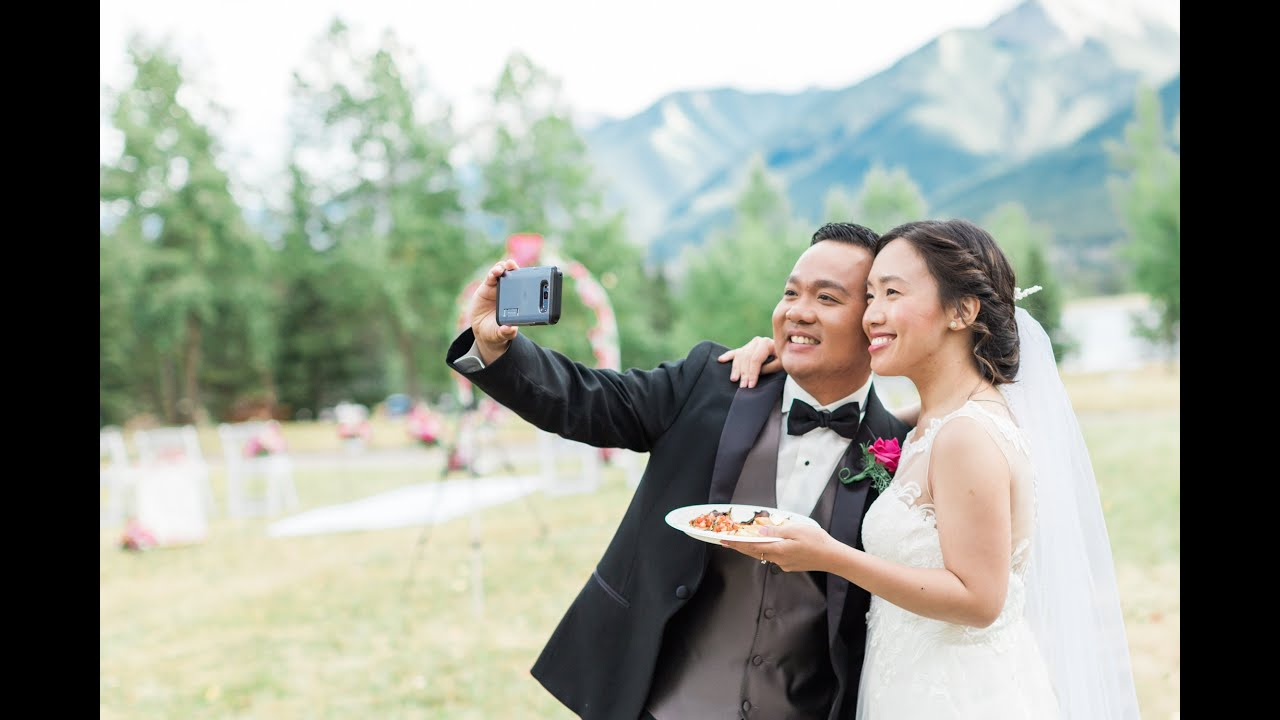 Canmore Wedding Photographer: Canmore Nordic Centre - Video Clip