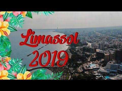 Limassol 2019 - The Beautiful Seafront City In Cyprus (with A Drone)