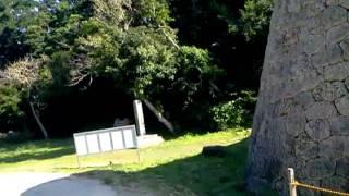 知念城跡 沖縄県 南城市 chinen  castle ruins from okinawa