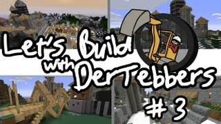Let's Build: Castle - Ep03 - Tower Roofing