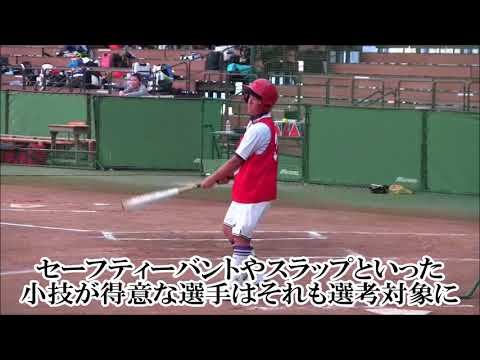ソフトボール 2018 女子GEM2(U16)日本代表選手選考会
