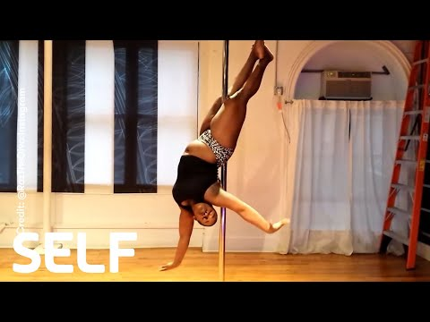 meet the plus-size pole dance fitness instructor who's redefining