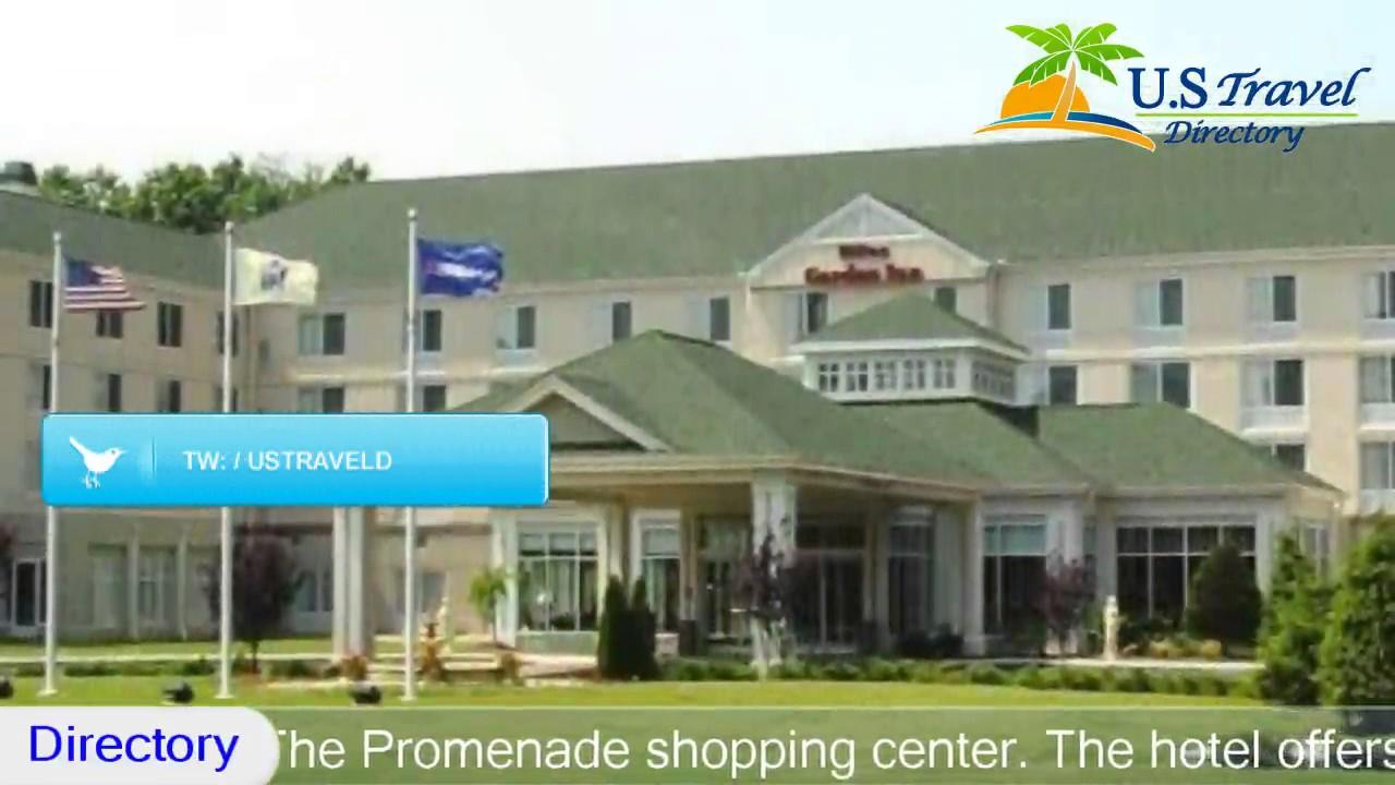 Hilton Garden Inn Bridgewater - Bridgewater Hotels, New Jersey - YouTube