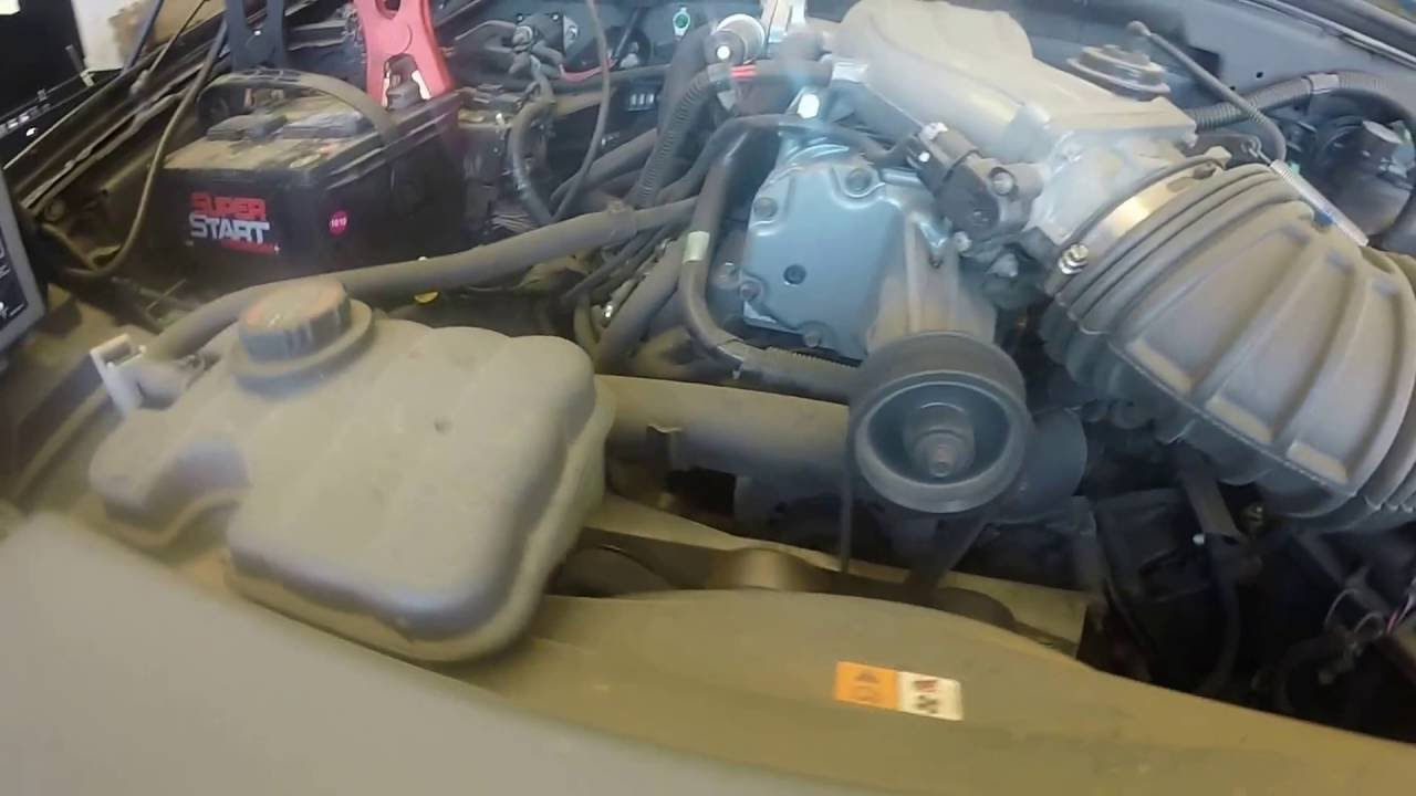 2002 Ford F150 Harley 5 4l Supercharged Engine For Sale Stk R14867