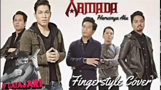 Harusnya Aku - Armada Fingerstyle Cover