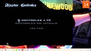 Como configurar o controle pra jogar GTA San Andreas
