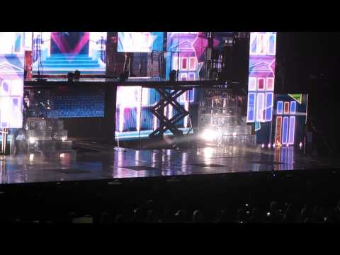 One direction concert in DK Herning Up all night HD