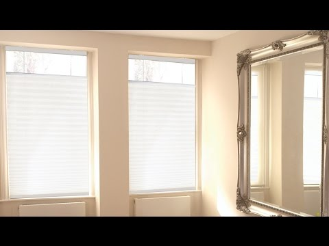 Cordless Top Down Bottom Up Pleated Shades from YouTube · Duration:  1 minutes 8 seconds