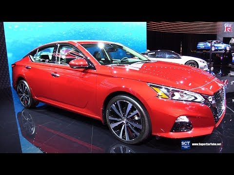 2020 Nissan Altima | Read Owner and Expert Reviews, Prices ...