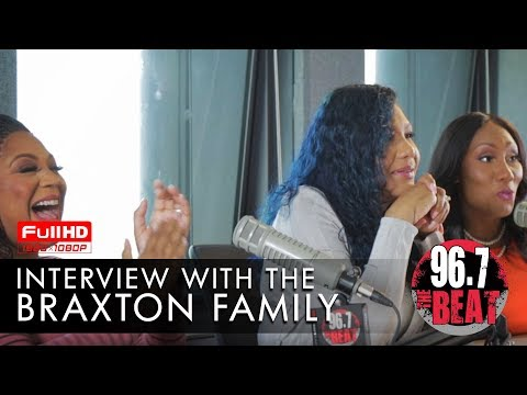 Braxton Family Values Cast Interview With E.T. Cali | Locked In To The Galaxi