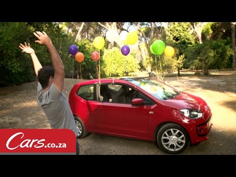 Volkswagen Up! Review: Driven And Tested In Cape Town, South Africa