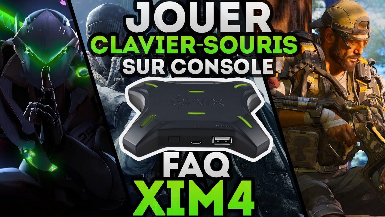 Xim4 faq tout ce qu 39 il faut savoir jouer souris - Meilleur console entre xbox one et ps4 ...