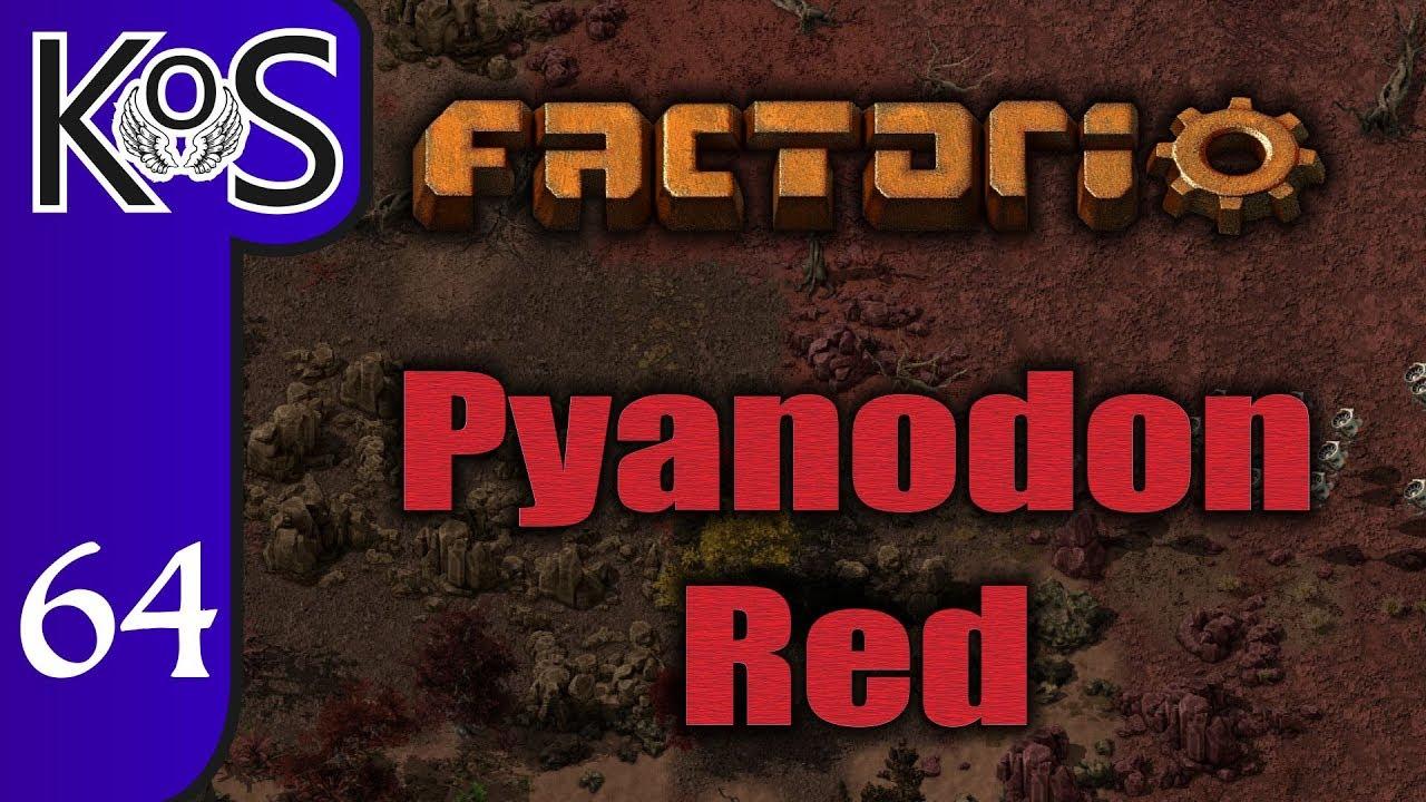 Factorio Pyanodon Red Ep 64: PREPARATIONS FOR HELIUM - 0 16