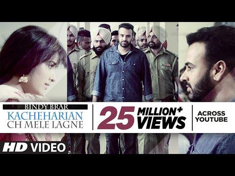 Kacheharian Ch Mele Lagne Full Video Song | Bindy Brar | Sukhpal Sukh