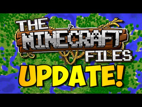 The Minecraft Files UPDATE - Important News Included! (HD)