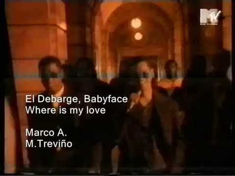 El Debarge ft. Babyface Where is my love (subtitulado)