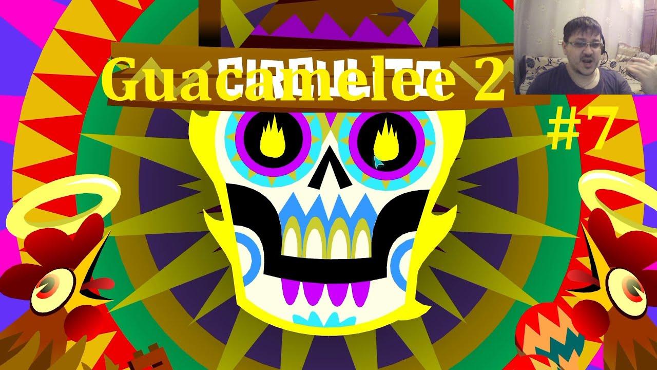 Guacamelee 2 Прохождение ► Прыжки между мирами #7