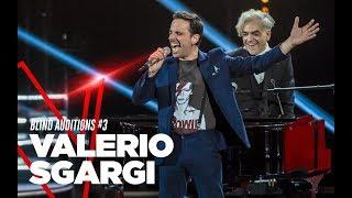 "Valerio Sgargi  ""Bohemian Rhapsody + Figaro"" - Blind Auditions #3 - TVOI 2019"