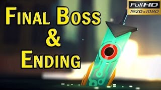 TRANSISTOR (PC) Walkthrough - FINAL BOSS + ENDING 1080p