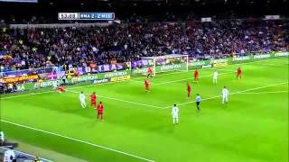 Real Madrid 5 - 2 Mallorca La Liga 27th matchday 16.03.2013 All goals & highlights