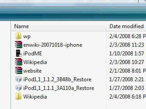 How to INSTALL Wikipedia on Your iPod Touch or iPhone!