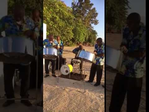 Jamaica - Steel Drum Band