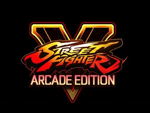 Arcade Edition Street Fighter V Live Stream Demo 12/4/2017