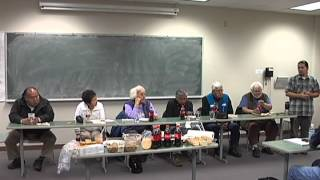 Tlingit Ceremony in UAS Elementary Tlingit Class (clip 1)