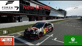 Forza Motorsport 7-Chevrolet Supersport-New livery reveled+ Test Drive